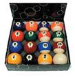 "Econo 2 ¼"" Pool Balls"