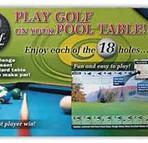 Golf Game Scorer / Dry Eraser
